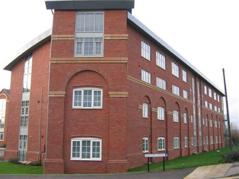 2 Bedrooms Property for sale in Caxton Court, Burton Upon Trent